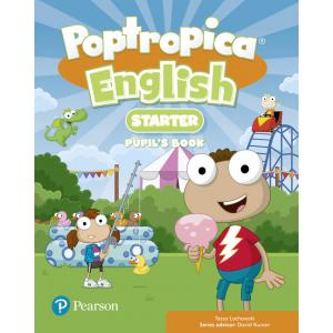 Poptropica English Starter PB/OGAC OOP
