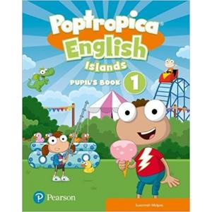 Poptropica English Islands 1. Podręcznik + Online Game Access Card