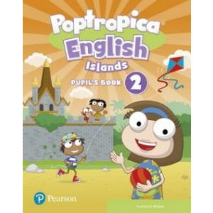 Poptropica English Islands 2. Podręcznik + Online Game Access Card