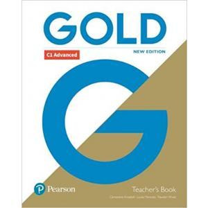 Gold C1 Advanced New Edition. Książka Nauczyciela