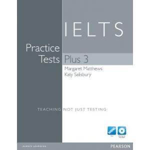 Practice Tests Plus IELTS 3 no key + CD