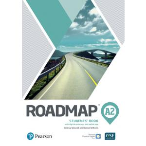 Roadmap A2. Students' Book with digital resources and mobile app