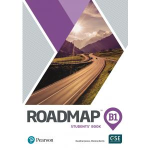 Roadmap B1. Students' Book with digital resources and mobile app