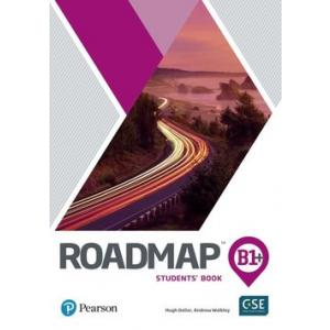 Roadmap B1+ Students Online Practice Access Card