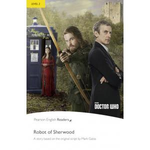 Level 2: Doctor Who: The Robot of Sherwood Book + MP3 Pack