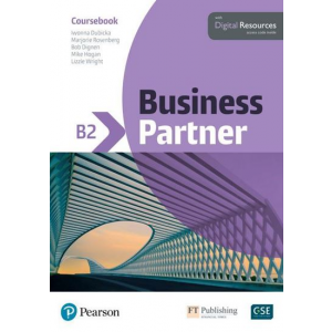 Business Partner B2. Coursebook with Digital Resources