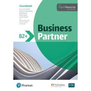 Business Partner B2+. Coursebook with Digital Resources