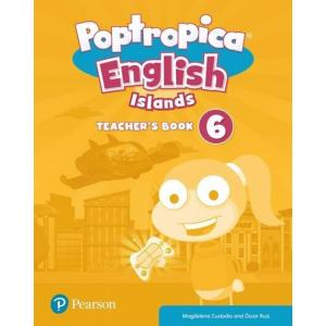Poptropica English Islands 6 TB/Test Book/OWAC