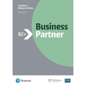 Business Partner B2+. Teacher's Resource Book