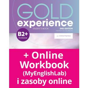 Gold Experience 2ed B2+ SB/OnlinePractice