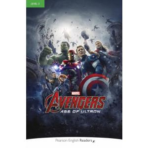 Marvel's The Avengers: Age of Ultron + MP3. Pearson English Readers
