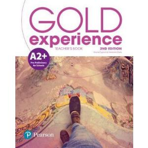 Gold Experience 2nd Edition A2+. Książka Nauczyciela + Online Practice + Online Resources Pack