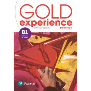Gold Experience 2nd Edition B1. Książka Nauczyciela + Online Practice + Online Resources Pack