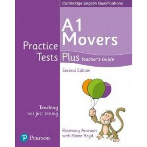 Practice Tests Plus YLE 2ed Movers Teacher's Guide