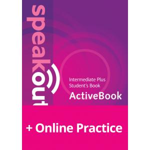 Speakout 2Ed Intermediate Plus. Podręcznik + DVD-ROM + MyEnglishLab