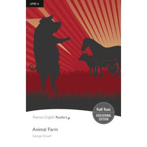 PEGR Animal Farm Bk/MP3 CD (6)