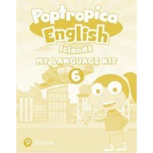 Poptropica English Islands 6 AB/MyLanguageKit
