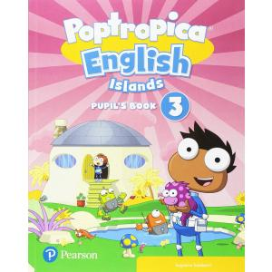 Poptropica English Islands 3 PB/OnlineWorldAccessCode