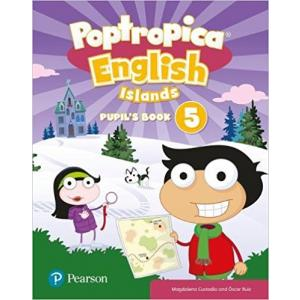 Poptropica English Islands 5. Podręcznik + Online Game Access Card