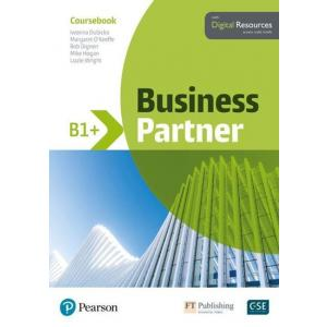 Business Partner B1+. Podręcznik + MyEnglishLab