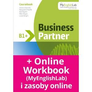 Business Partner B1+. Podręcznik + MyEnglishLab