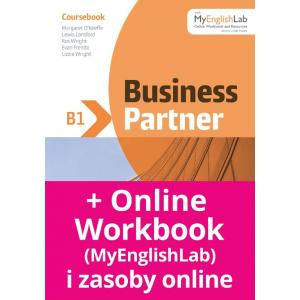 Business Partner B1. Podręcznik + MyEnglishLab