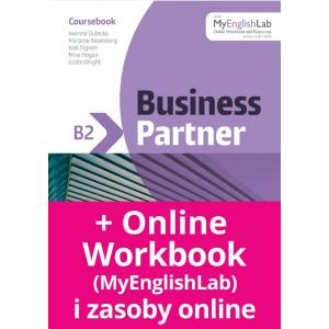 Business Partner B2. Podręcznik + MyEnglishLab