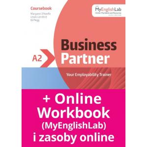Business Partner A2. Coursebook with MyEnglishLab Online Workbook and Resources