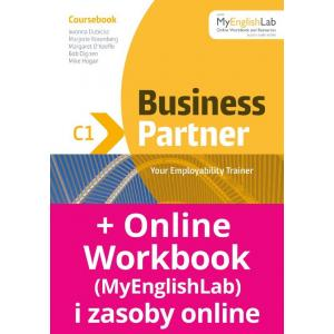 Business Partner C1. Coursebook with MyEnglishLab Online Workbook and Resources