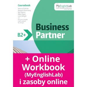 Business Partner B2+. Coursebook with MyEnglishLab Online Workbook and Resources