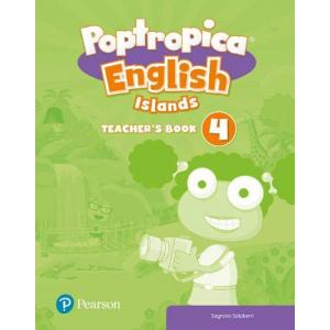 Poptropica English Islands 4 TB/Test Book/OWAC