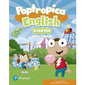 Poptropica English Starter Pupil's Book with Online World Access Code + Online Game Access Card pack