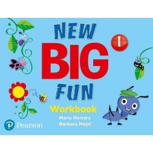 New Big Fun 1 Workbook & WB Audio Pack