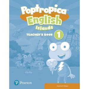 Poptropica English Islands 1. Teacher's Book with Online World Access Code + Test Book
