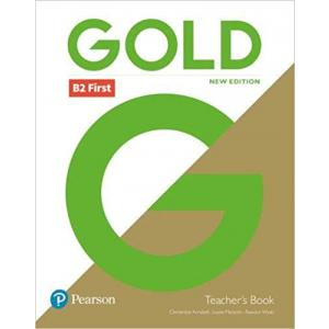 Gold B2 First 2018. Teacher's Book + English Portal Access Code