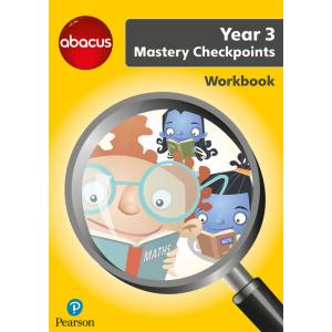 Abacus Mastery Checkpoints Workbook Year 3 / P4