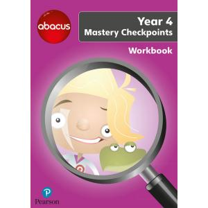 Abacus Mastery Checkpoints Workbook Year 4 / P5