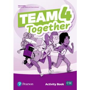Team Together 4. Activity Book
