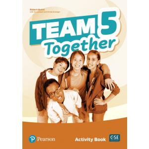 Team Together 5. Activity Book