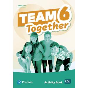 Team Together 6. Activity Book