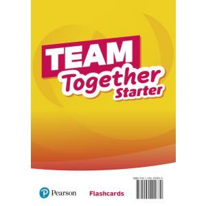 Team Together Starter. Flashcards