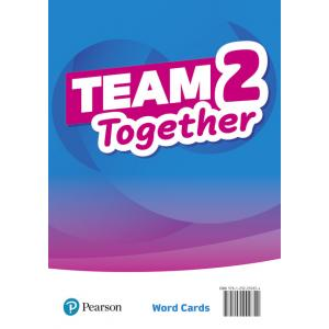 Team Together 2. Word Cards