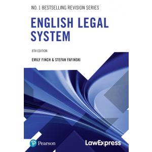 Law Express. English Legal System