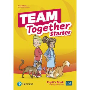 Team Together Starter. Pupil's Book + Digital Resources