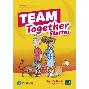 Team Together Starter. Pupil's Book + Digital Resources