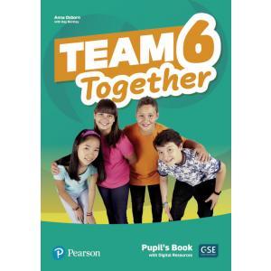 Team Together 6. Pupil's Book + Digital Resources