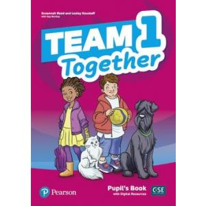 Team Together 1. Pupil's Book + Digital Resources