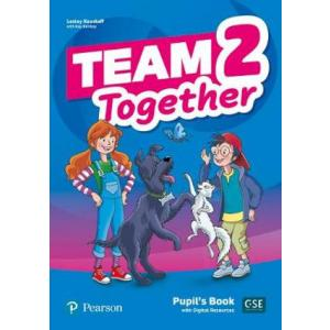 Team Together 2. Pupil's Book + Digital Resources