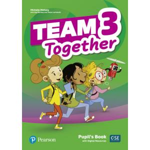 Team Together 3. Pupil's Book + Digital Resources