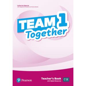 Team Together 1. Teacher's Book + Digital Resources